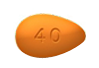 Tadaga 40mg