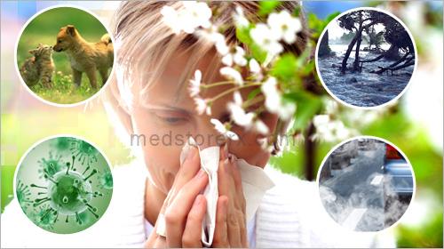Generic Allegra To Beat Seasonal Allergies