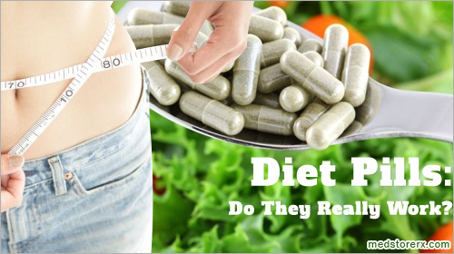 Diet Pills Do They Really Work