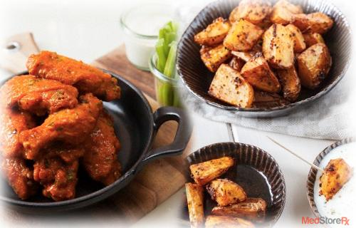 Do Not Eat Spicy Foods