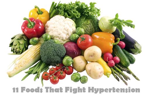 Foods to Avoid Hypertention