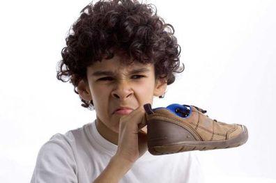 Control Foot Odor naturally
