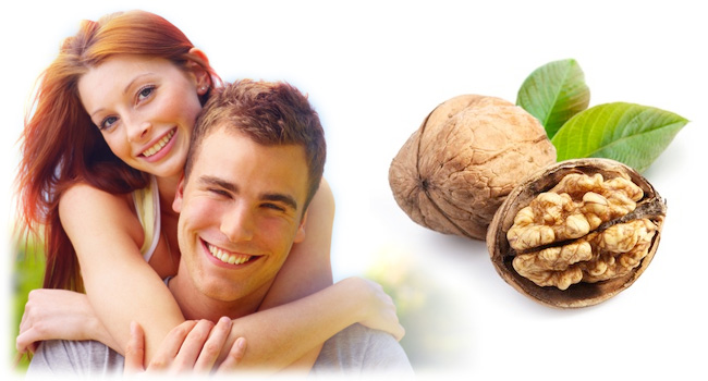 Improve Sperm quality with Walnuts