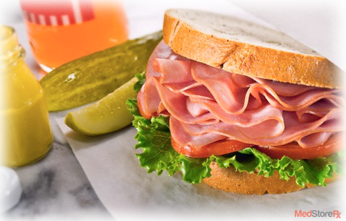 Lunchtime sandwich Tips to cut your calories