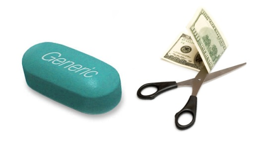 Save Money with generic Drugs
