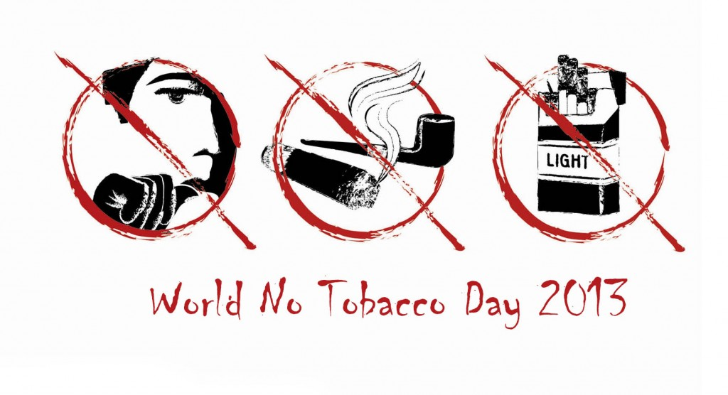 World No Tobacco Day 2013