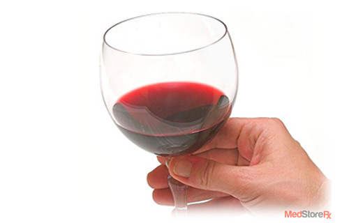 Choose wine for weight loss