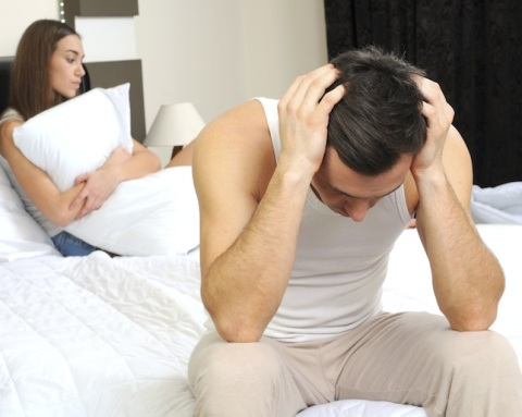 erectile dysfunction worries