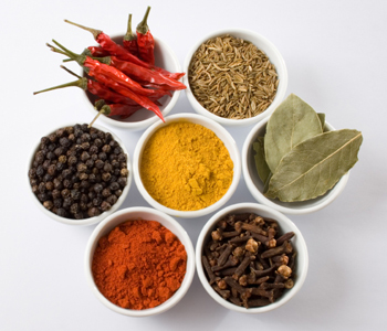 recommended healthy spices