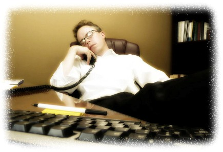office burnout