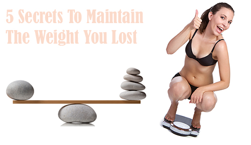weight maintainance